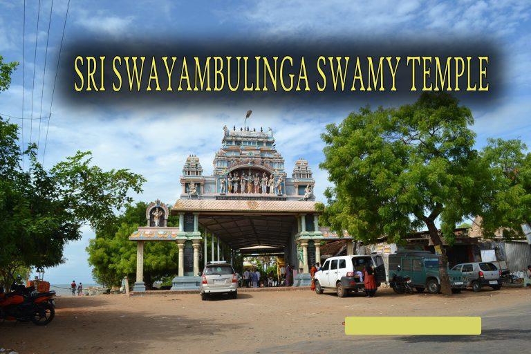 SRI SWAYAMBULINGA SWAMY TEMPLE