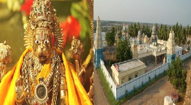 Antarvedi Lakshmi Narasimha Swamy Temple In East Godavari