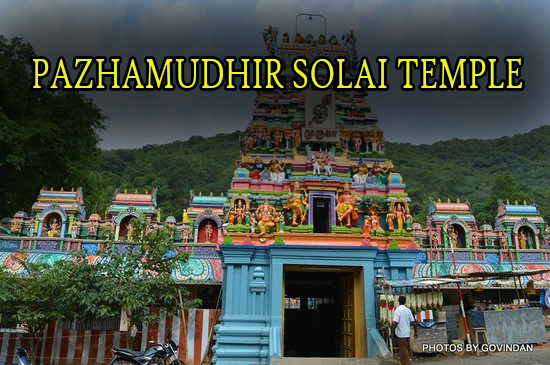 PAZHAMUDHIR SOLAI TEMPLE IN MADURAI - Hindu Temple Timings