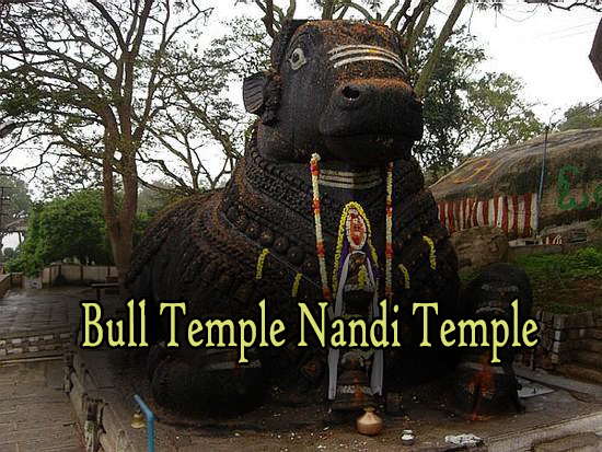 Bull Temple Nandi Temple in Bangalore